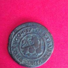 Monedas de España: FELIPE V. 2 MARAVEDÍS. 1720. CECA DE BARCELONA. MBC.. Lote 199695208