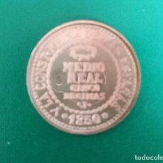 Monedas de España: MONEDA DE PLATA ISABEL II. SPAIN SILVER COIN. Lote 200561330