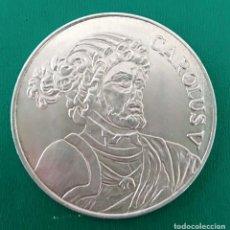 Monedas de España: MONEDA DE PLATA CARLOS V MUY ESCASA. SPAIN SILVER COIN. Lote 201239528