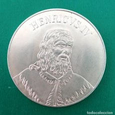 Monedas de España: MONEDA DE PLATA ENRIQUE IV MUY ESCASA. SPAIN SILVER COIN. Lote 201240220