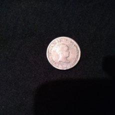 Monedas de España: MONEDA 2 REALES 1848 ISABEL II PLATA BC MADRID CL. Lote 201269147