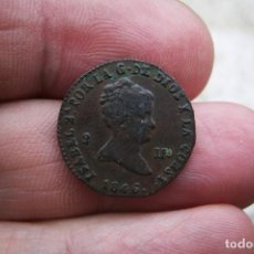 Monedas de España: ISABEL II 2 MARAVEDIS 1846 SEGOVIA MUY BONITOS. Lote 201323556