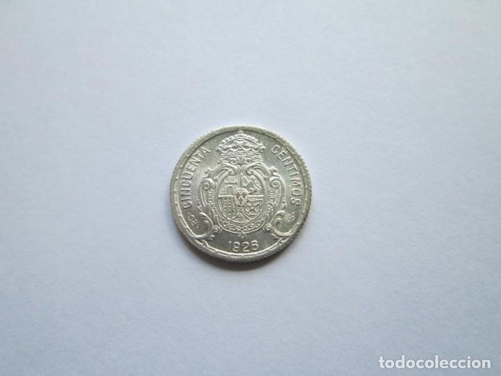 Monedas de España: ALFONSO XIII * 50 CENTIMOS 1926 PC S * S/C PLATA - Foto 2 - 201498435