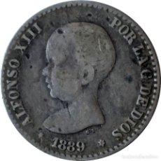 Monedas de España: ESPAÑA. 50 CÉNTIMOS, M.P. M. (ALFONSO XIII). (129).. Lote 201976302