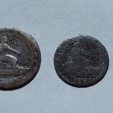 Monedas de España: JUEGO CENTIMOS. Lote 202576826