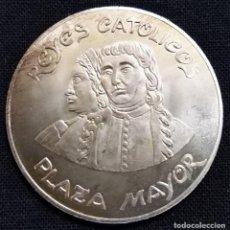 Monedas de España: MONEDA REYES CATOLICOS PLATA. SPAIN SILVER COIN. Lote 202887667