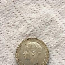 Monedas de España: 5 PESETAS ALFONSO XIII AÑO 1899 *18 -*99 S/C PLATA.. Lote 203050240