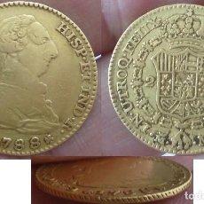 Monedas de España: 2 ESCUDOS MADRID M CARLOS III 1788. Lote 203750120