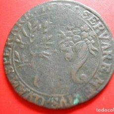 Monedas de España: IMPERIO ESPAÑOL FLANDES JETON FELIPE IV 1625. Lote 204278477
