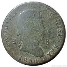 Monedas de España: FERNANDO VII SEGOVIA 8 MARAVEDIS 1830. Lote 202397316