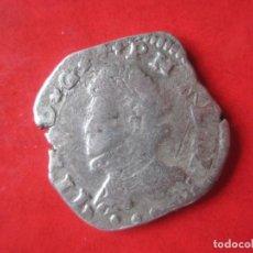 Monedas de España: FELIPE III. MONEDA DE 3 TARIS ACUÑADA EN MESSINA. 1620. Lote 205121730