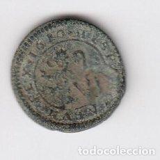 Monedas de España: ESCASA MONEDA FELIPE III 4 MARAVEDIS (COBRE) 1620 CECA SEGOVIA (PÁTINA VERDE) MBC. Lote 205128981