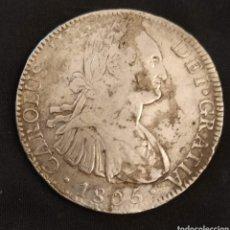 Monedas de España: OCHO REALES CARLOS IV. MÉXICO 1805.. Lote 205199035