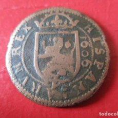 Monedas de España: FELIPE III. MONEDA DE 8 MARAVEDIES 1606 SEGOVIA. Lote 205404718