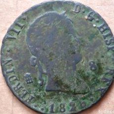 Monedas de España: 8 MARAVEDÍES 1826 FERDIN VLL. Lote 205740405