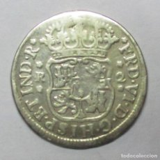 Monedas de España: FERNANDO VI, 1752. 2 REALES DE LA CECA DE MEXICO (VIRREINATO DE NUEVA ESPAÑA) PLATA. LOTE 2875. Lote 205771120