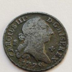 Monedas de España: 4 MARAVEDIS 1779. Lote 205844258