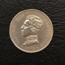 Monedas de España: MONEDA 2 PESETAS DE 1905. PLATA. ESTRELLAS VISIBLES. Lote 205845038