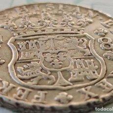 Monedas de España: CULMNARIO DE 8 REALES 1750 MÉJICO MF FERNANDO VI--PESO 27,15G AUTENTICIDAD GARANTIZADA. Lote 206137786