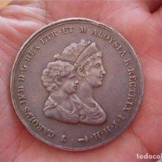 Monedas de España: 10 LIRAS ITALIA / ESPAÑA 1807 ,CARLOS DE BORBÓN Y LA REGENTA MARIA LUISA DE EPAÑA, TUSCANY. Lote 206249757