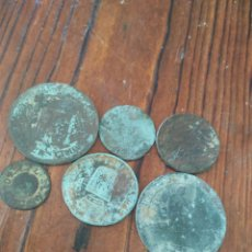 Monedas de España: LOTE DE MONEDAS ALFONSO XII Y MAS,L1. Lote 206301681