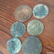 Monedas de España: LOTE DE MONEDAS DE ALFONSO XII Y MAS,L3. Lote 206301740