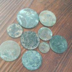 Monedas de España: LOTE DE MONEDAS DE ALFONSO XII Y MAS,L6. Lote 206301820