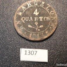 Monedas de España: ESPAÑA 4 CUARTOS 1813, JOSÉ BONAPARTE. Lote 206356822