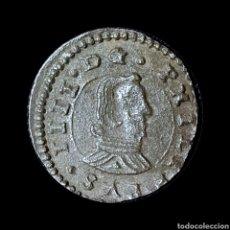 Monedas de España: FELIPE IV MUY BONITO 8 MARAVEDIS 1661 MADRID Y. Lote 206362873