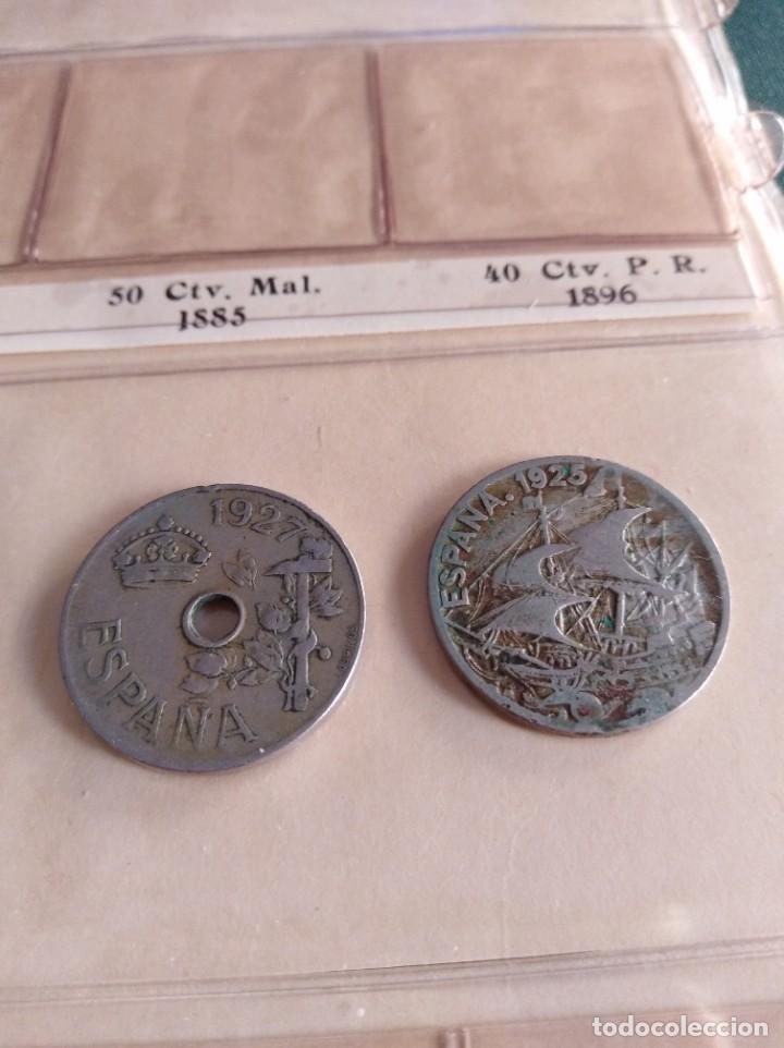 LOTE DE 2 MONEDAS 25 CÉNTIMOS 1925 1927 PCS ALFONSO XIII (Numismática - España Modernas y Contemporáneas - De Isabel II (1.834) a Alfonso XIII (1.931))
