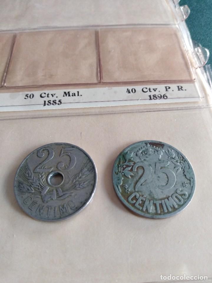 Monedas de España: LOTE DE 2 MONEDAS 25 CÉNTIMOS 1925 1927 PCS ALFONSO XIII - Foto 2 - 206512696