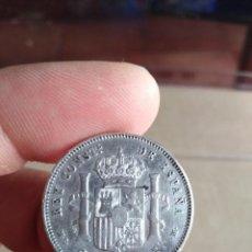 Monedas de España: MONEDA DE 2 PESETAS 1882 MSM (18 82) PLATA ALFONSO XII. Lote 206513671