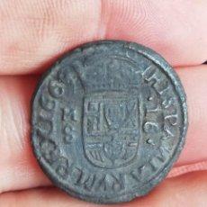 Monedas de España: 16 MARAVEDIES. Lote 207035476