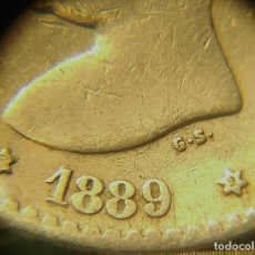 Monedas de España: ESPAÑA 50 CENTIMOS 1889 ESTRELLAS *8*9 VER FOTOS, PLATA. ¡¡¡¡LIQUIDACION COLECCION!!!!!. Lote 207280600