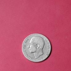 Monedas de España: ALFONSO XII. 1 PESETA. 1883.. Lote 207303672