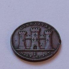 Monedas de España: HALF QUART 1842 GIBRALTAR. Lote 207602211