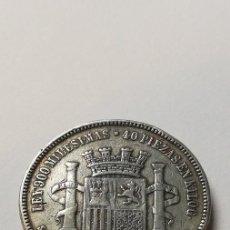Monedas de España: 5 PESETAS 1870 ALFONSO XII. Lote 207685726