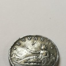 Monedas de España: 2 PESETAS 1870. Lote 207686563