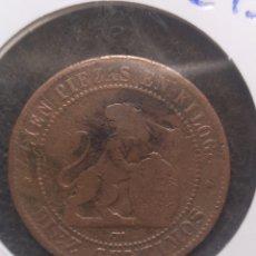 Monedas de España: MONEDA DE 10 CTS 1870. Lote 209332735