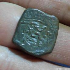 Monedas de España: BELLOS 8 MARAVEDÍS FELIPE IV CORUÑA 1621/26 VIII RESELLADO 1641 Y IIII 1658 RX PHVS. Lote 209390430