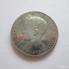Monedas de España: ALFONSO XIII * 5 PESETAS 1898*98 SG V * PLATA. Lote 209853982