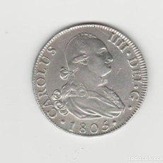 Monedas de España: CARLOS IIII/IV- 8 REALES-1805-MADRID-FA-SC-. Lote 209968702