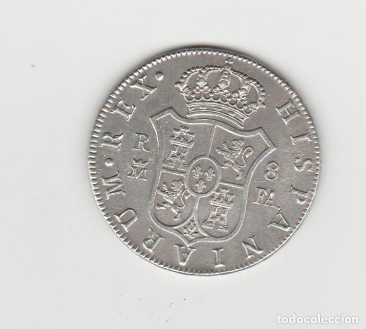Monedas de España: CARLOS IIII/IV- 8 REALES-1805-MADRID-FA-SC- - Foto 2 - 209968702
