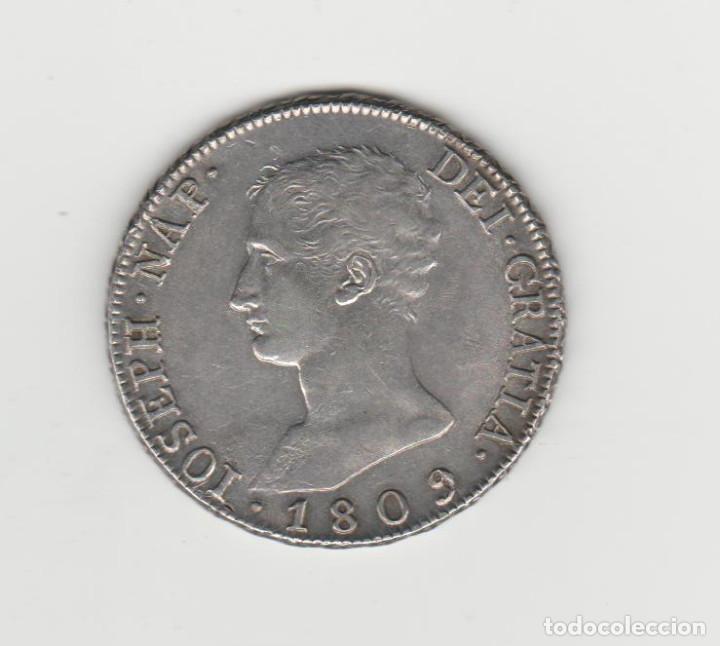 JOSE NAPOLEON- 20 REALES- 1809-MADRID-AI-EBC+ (Numismática - España Modernas y Contemporáneas - De Reyes Católicos (1.474) a Fernando VII (1.833))