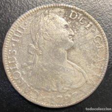 Monedas de España: MONEDA DE 8 REALES DE CARLOS IV. Lote 210169381
