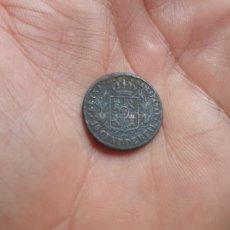Monedas de España: 10 CÉNTIMOS DE REAL DE 1856. Lote 210418946