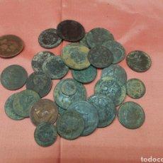 Monedas de España: LOTE DE MONEDAS ALFONSINAS. DISTINTAS FECHAS.. Lote 210445008