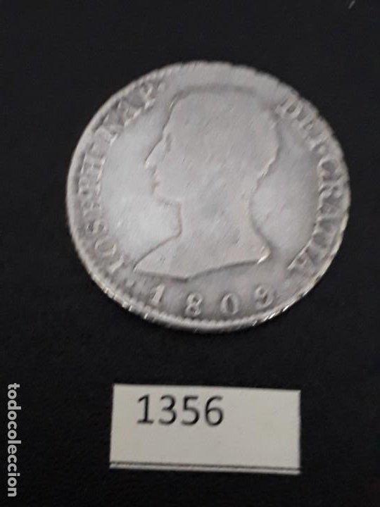 ESPAÑA 4 REALES 1809 , JOSÉ NAPOLEÓN (Numismática - España Modernas y Contemporáneas - De Reyes Católicos (1.474) a Fernando VII (1.833))