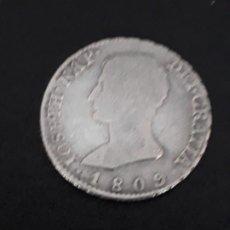 Monedas de España: ESPAÑA 4 REALES 1809 , JOSÉ NAPOLEÓN. Lote 212011855