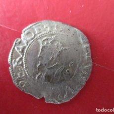 Monedas de España: CARLOS I. MONEDA DE 1/2 CARLOS 1548 BEZANÇON. Lote 212398097